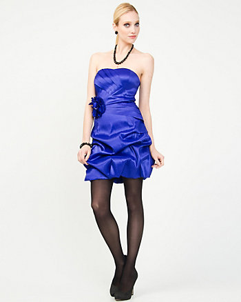 Sweetheart Taffeta Dress