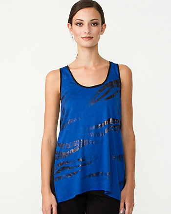 Printed High-Low Tank