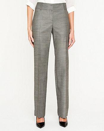 Linen Blend Trouser