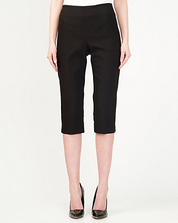 Tech Slim Leg Crop Pant