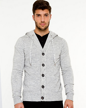 Cotton Semi-fitted Hoodie