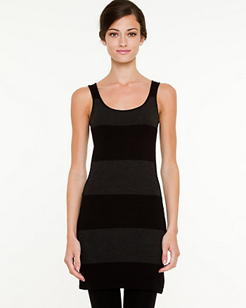 Knit Sleeveless Tunic