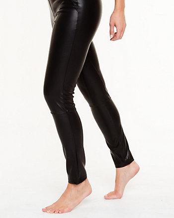 Leather-like Legging