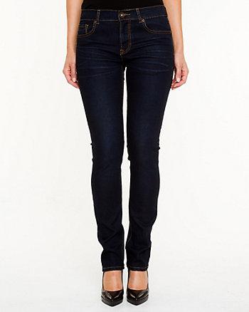 Stretch Straight Leg Jeans