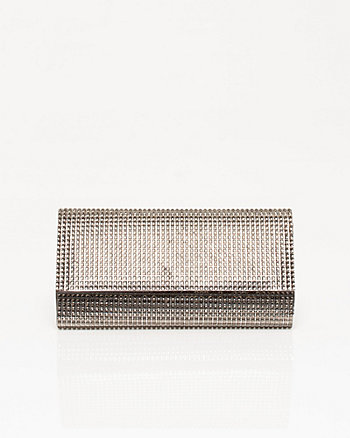 Gemstone Foldover Clutch