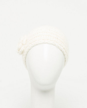 Sequin Rib Knit Headband