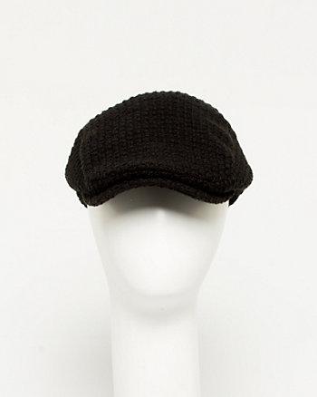 Nubby Knit Ivy Cap