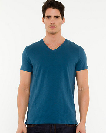 Cotton Semi-fitted T-shirt