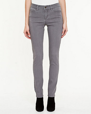 Pantalon en denim extensible