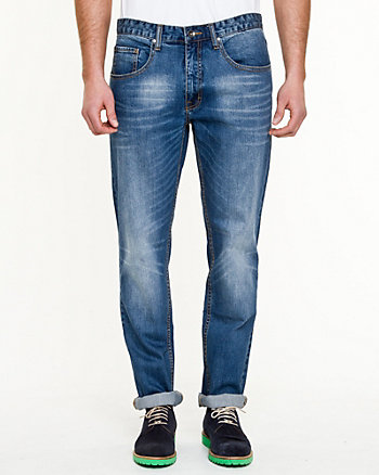 Stretch Denim 5-Pocket Pant