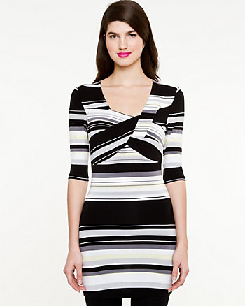Jersey Stripe Tunic