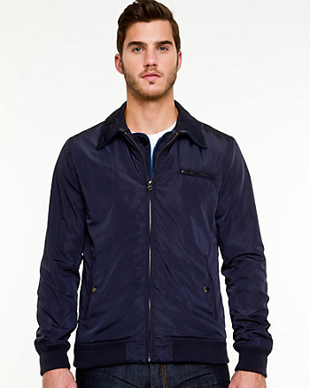 Nylon Mailman Jacket