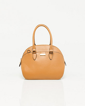 Leather-like Bowling Bag
