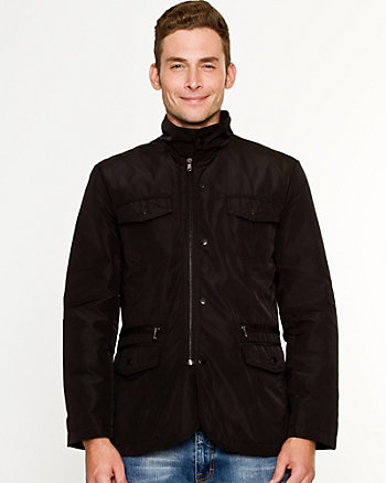 Lightweight Funnel Neck Jacket