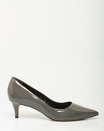 Brazilian-Made Patent Leather Pointy Pump