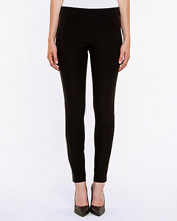 Woven Skinny Fit Pant