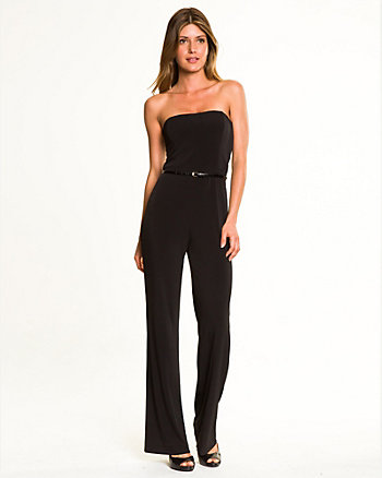Knit Tube Jumpsuit