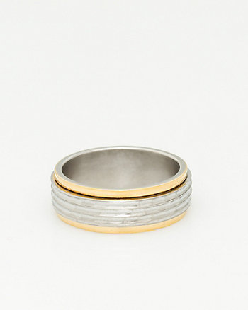 Etched Metal Ring