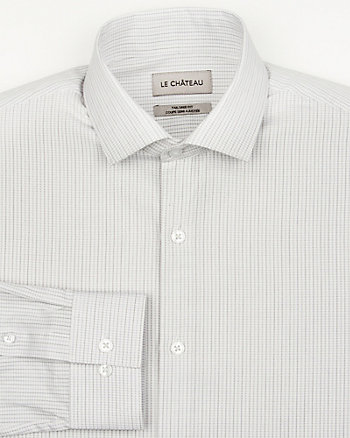Cotton Dobby Tailored Fit Shirt