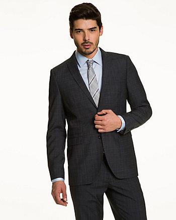 Woven Contemporary Fit Blazer