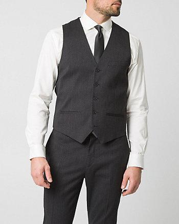 Woven Contemporary Fit Vest