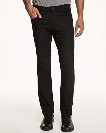 Stretch Ottoman Slim Leg Pant