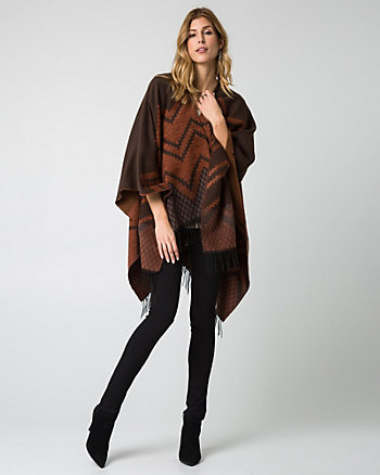 French-Made Blanket Scarf