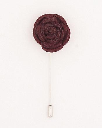Felt Floral Lapel Pin