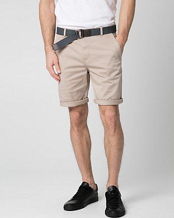 Cotton Blend Short