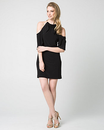 Knit Convertible Cocktail Dress