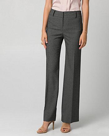 Tweed Wide Leg Pant