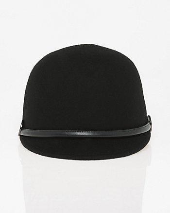 Wool Jockey Hat