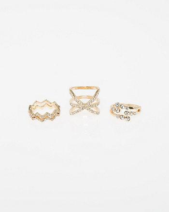 Set of Gem Rings