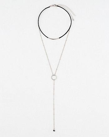 Choker & Y-Necklace