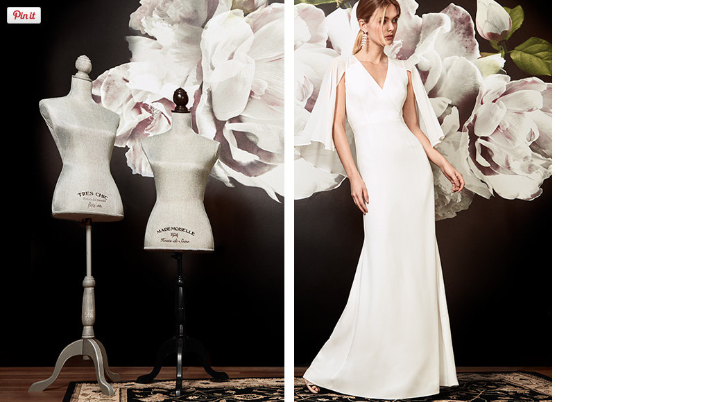 Preview the Wedding Boutique collection