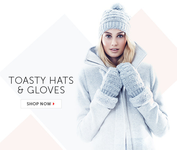 Shop Hats & Gloves