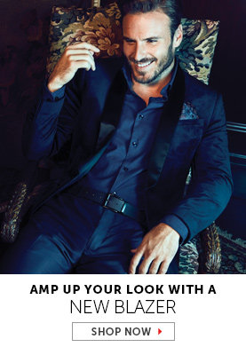 Amp up your look with a new blazer