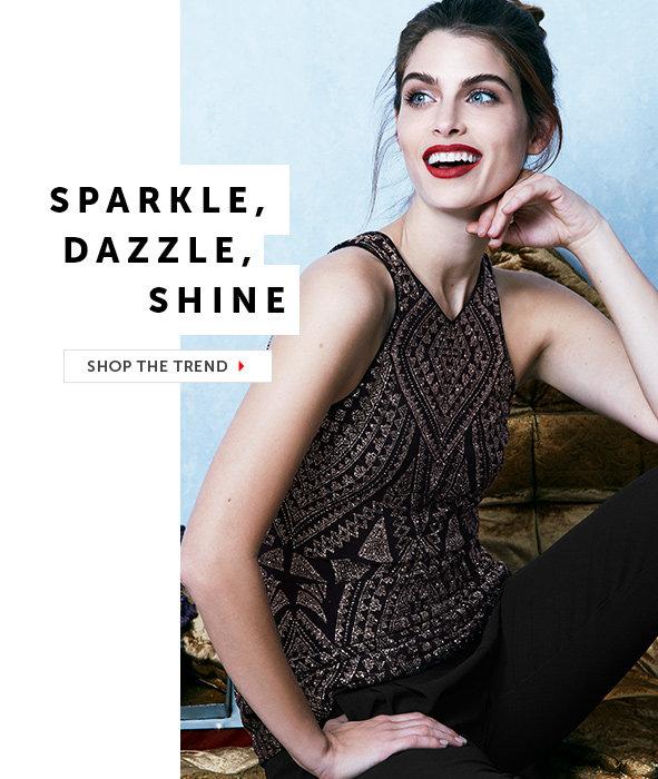 Shop the Sparkle Trend