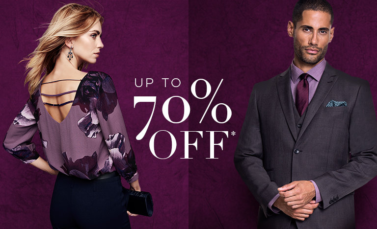Up to 70% off* *Select styles, prices as marked. SHOP NOW >