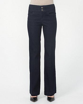 5-Pocket Flare Leg Jean