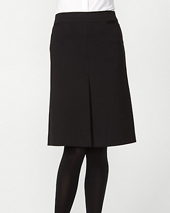 Ponte A-line Skirt