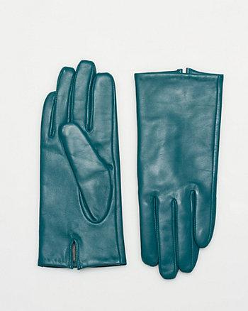Leather Short Glove