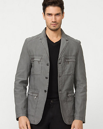 Cotton City Fit Blazer