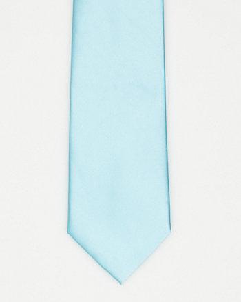 Microfibre Solid Tie