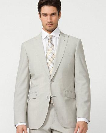 Wool Slim Fit Blazer