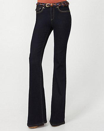 Flare Leg Stretch Jean
