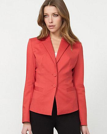 Modal Blend Classic Fit Blazer