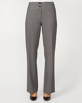 Two Tone Wide Leg Pant