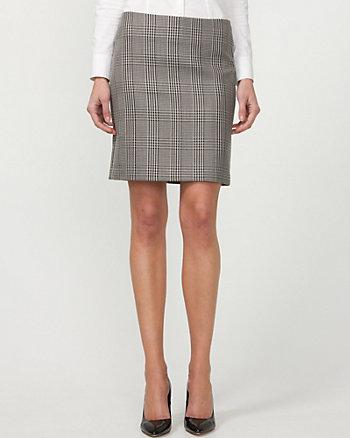 Glen Check Skirt
