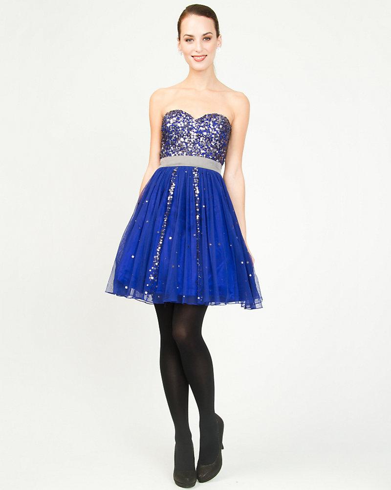 a451af0625c YOU MAY ALSO LIKE. image. Sequin & Fringe Cocktail Dress